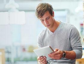 online dating i åled